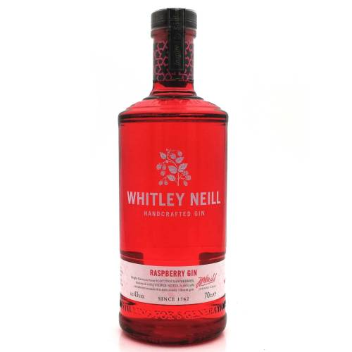 Whitley Neill Handcrafted Gin Raspberry 43% vol. 0.70 Liter