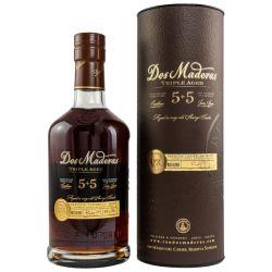 Dos Maderas PX 5 + 5 Triple Aged Rum 40% vol. 0,70 Liter