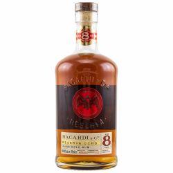 Bacardi Reserva Ocho 8 Jahre Rare Gold Rum