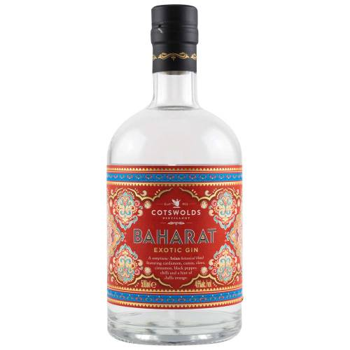 Cotswolds Baharat Exotic Gin 46% vol. 0,50 Liter