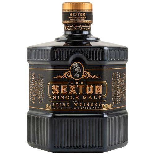 The Sexton Irish Whiskey Single Malt 40% vol. 0,70 Liter