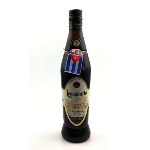 Legendario Elixir de Cuba 34% 0.70l