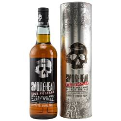 Smokehead Whisky High Voltage Peated 58% vol. 0,70 Liter