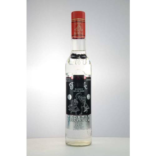Tapatio Blanco 110 Proof Tequila 100% Agave