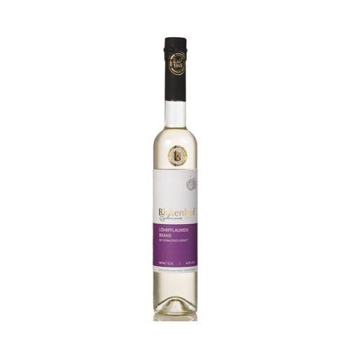 Birkenhof Löhrpflaumen Brand im Cognac Fass gereift Exlusive