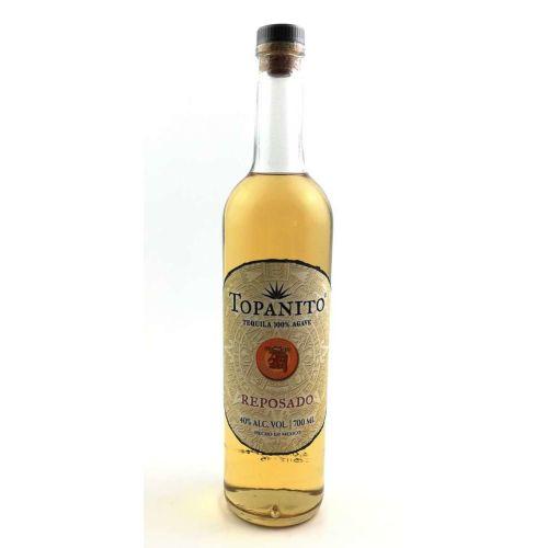 Topanito Tequila Reposado 40% vol. 700ml