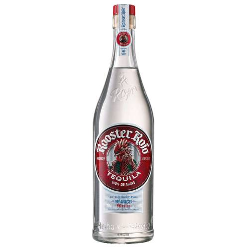 Rooster Rojo Blanco Tequila (1 x 700ml)