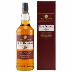 Glen Deveron Whisky 20 Jahre 40% 1,0l