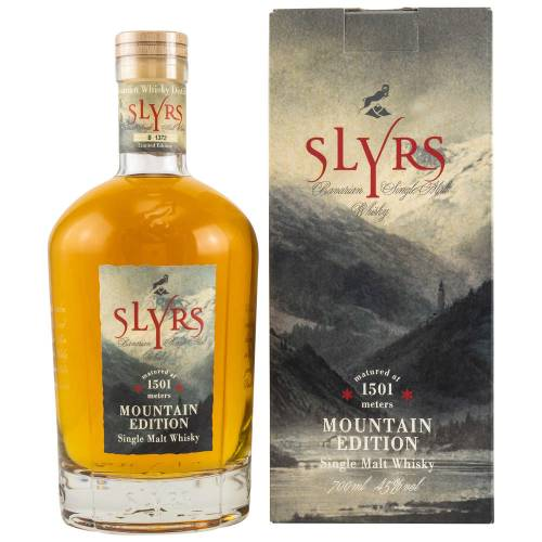 Slyrs Mountain Edition Single Malt Whisky Deutschland (45% 0.70l)