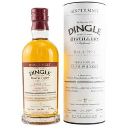 Dingle Small Batch 5 Irish Whiskey Triple Distilled...