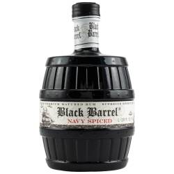 AH Riise Black Barrel Navy Spiced (40% 0.70l)