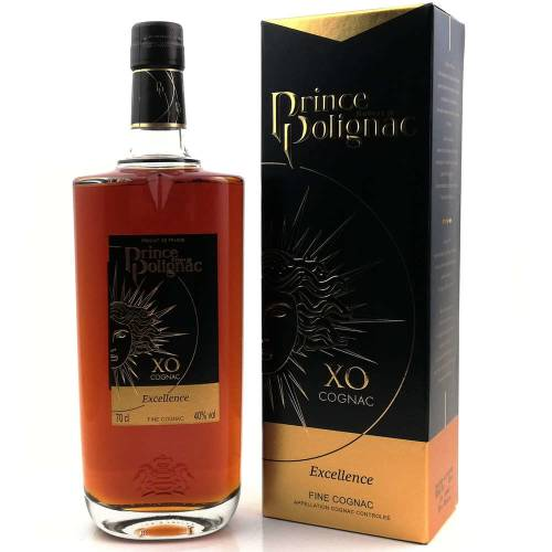 Prince Hubert de Polignac XO Cognac (1 x 700ml) (Neue Ausstattung)