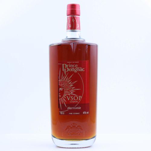 Polignac Harmonie VSOP Cognac 40% vol. 1 Liter