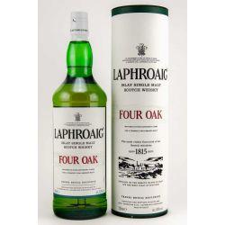 Laphroaig Four Oak Whisky Single Malt (40% 1.0 l )