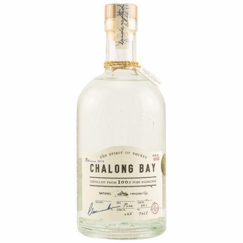 Chalong Bay Rum Thailand 100% Sugarcane (40% 0.70 l )