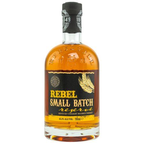 Rebel Yell Small Batch Reserve Bourbon Whiskey 45,3% 0.70l