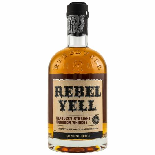 Rebel Yell Kentucky Straight Bourbon Whiskey 40% 0.70l