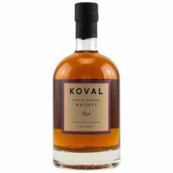 Koval Rye Single Barrel Whiskey 0,50l 40%