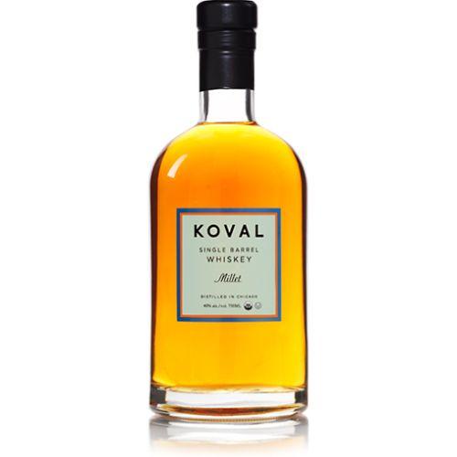 Koval Millet Single Barrel Whiskey 40% 0.50l