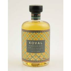 Koval Barreled Gin from Grains 47% 0.50l