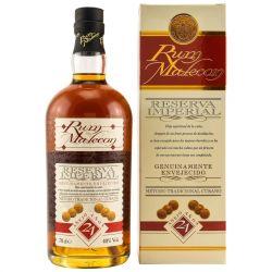 Malecon 21 Jahre Rum Reserva Imperial 40% vol. 0,70l