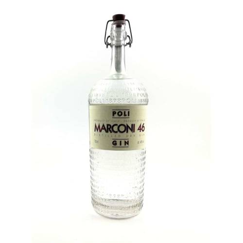 Jacopo Poli Marconi 46 Gin 46% vol. 0,70l
