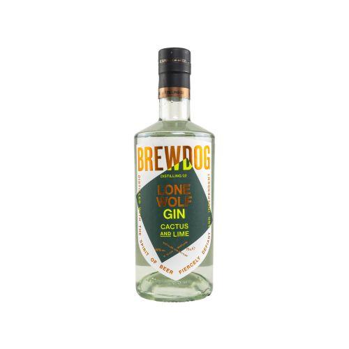 BrewDog LoneWolf Cactus &  Lime Gin 40% vol. 700ml