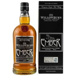 Willowburn Ember Batch 001 (2020) 45,9% vol 700ml