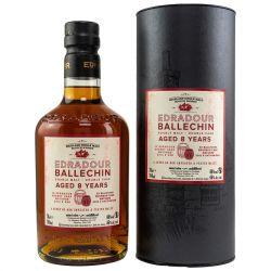 Edradour Ballechin 8 Jahre Cuvee 46% vol. 700ml