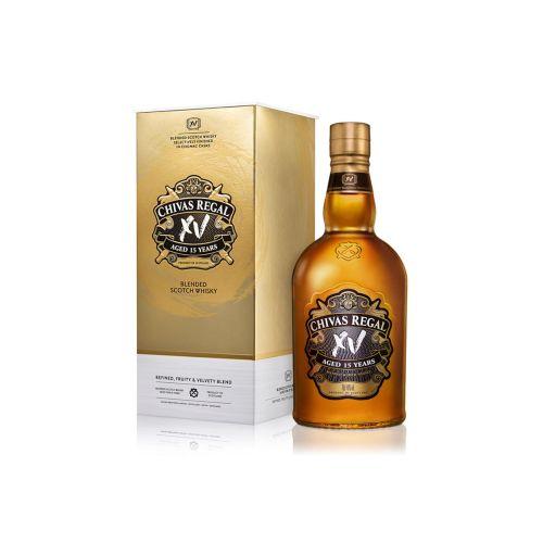 Chivas Regal 15 Jahre Blended Whisky 40% vol. 700ml
