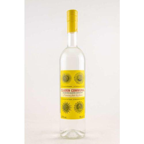 Clairin Communal Rum Haiti 43% vol. 700ml