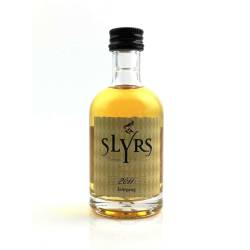 Slyrs Single Malt Whisky Miniatur Jahrgang 2011 - 43%...