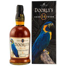 Doorlys Rum 14 YO Foursquare Ditsillery 48% 0,70l