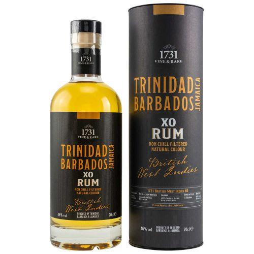 1731 Rum British West Indies XO 46% vol. 700ml