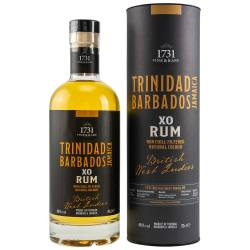 1731 Rum British West Indies XO