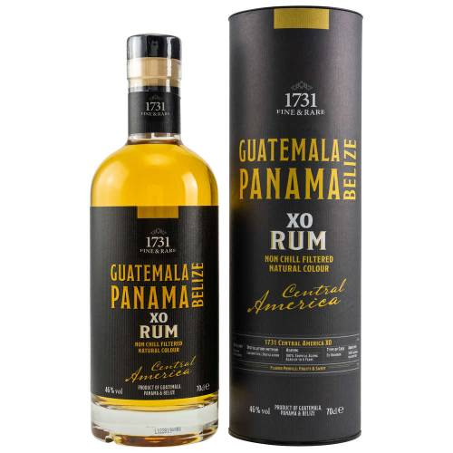 1731 Rum Central America XO 46% vol. 700ml