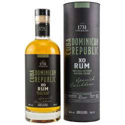 1731 Rum Spanish Carribean XO 46% vol. 700ml