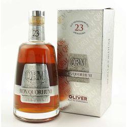 Quorhum 23 Jahre Solera Rum 40% vol. 700ml