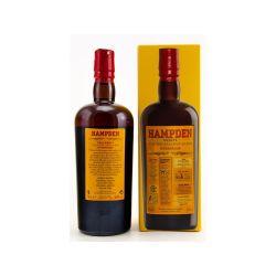 Hampden Estate Overproof Pure Single Jamaican Rum 60% vol. 700ml