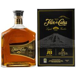 Flor de Cana Rum Centenario 18 Jahre Rum 40% 700ml