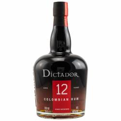 Dictador 12 YO Icon Reserve Rum 40% Vol. 0.70l