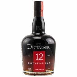 Dictador 12 YO Icon Reserve Rum 40% Vol. 0.70l