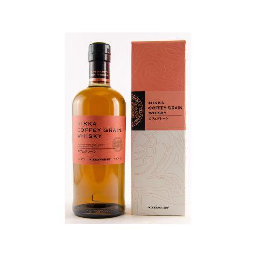 Nikka Single Grain Coffey Japan Whisky (1 x 700ml)