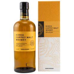 Nikka Coffey Malt Japan Whisky 45% vol. 700ml