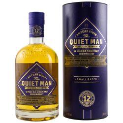 Quiet Man An Culchiste 12 Jahre Whiskey 46% vol. 700ml