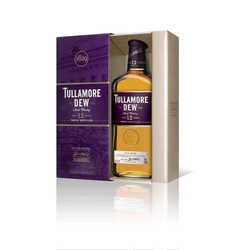 Tullamore DEW Special Reserve 12 Jahre 40% vol. 700ml