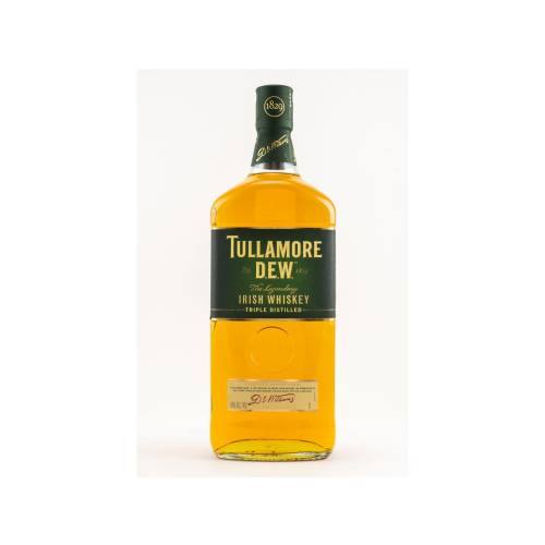 Tullamore DEW Irish Whiskey 40% vol. 1 Liter