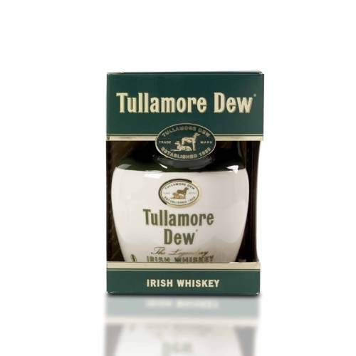 Tullamore DEW im Keramikkrug Irish Whiskey 40% vol. 700ml