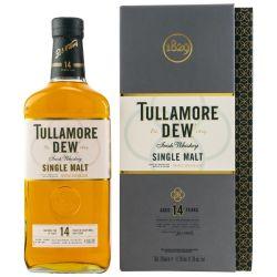 Tullamore DEW 14 YO Single Malt Irish Whiskey 41,3% vol....