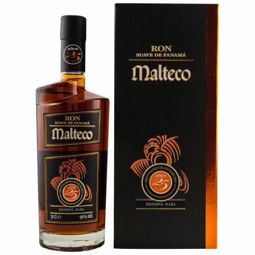 Malteco 25 Jahre Rum Guatemala (1 x 700ml)